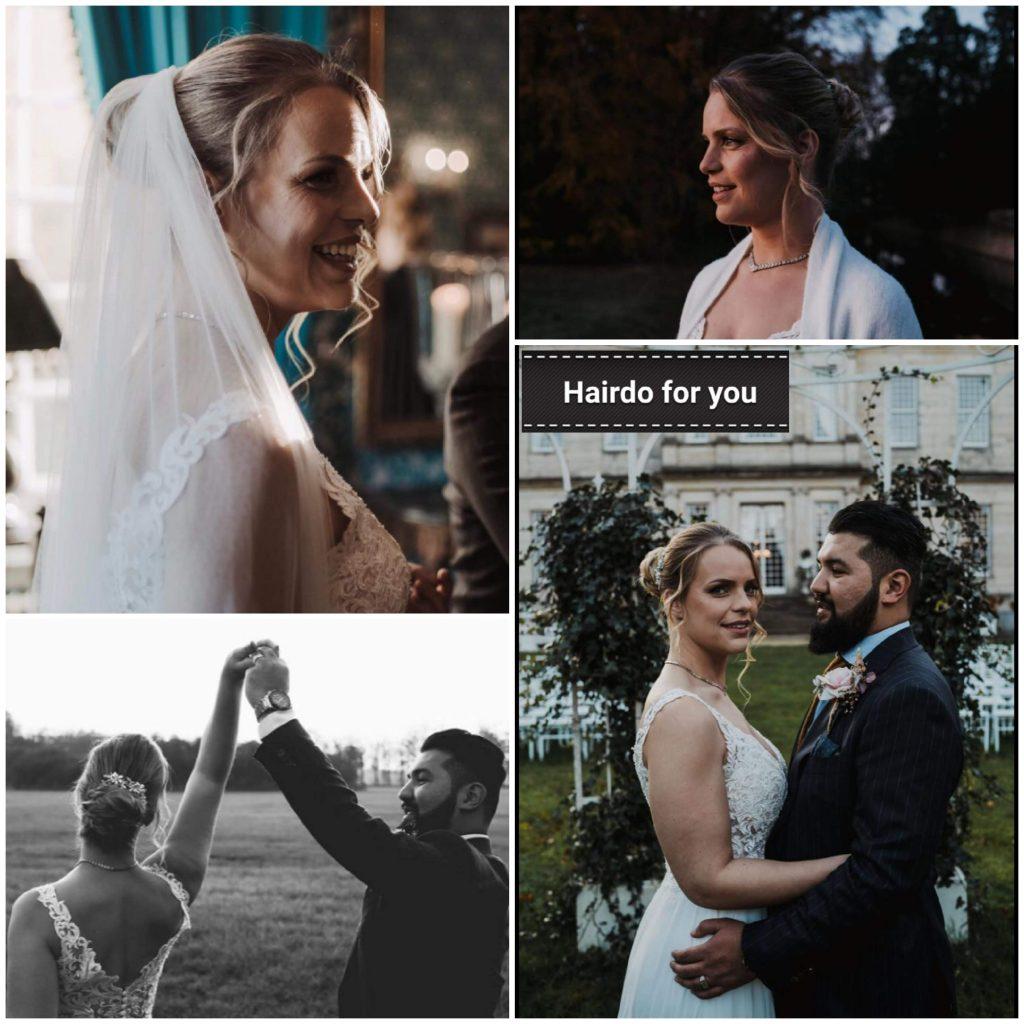 Marit Bruidskapsel