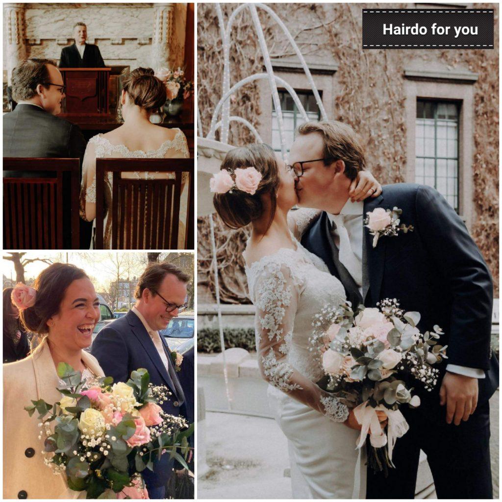 Lieveke Bruidskapsel