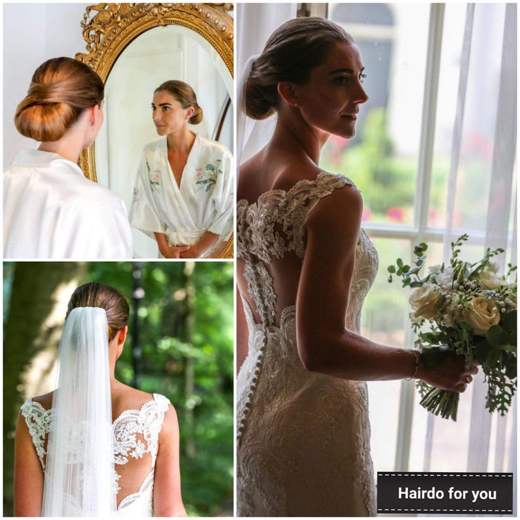 Fleur Bruidskapsel