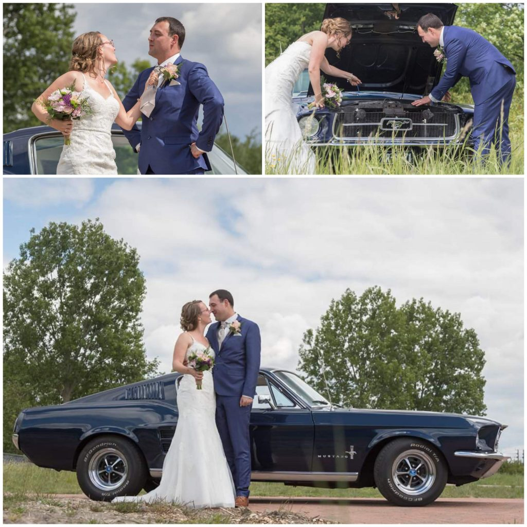 Kimberley Bruidskapsel